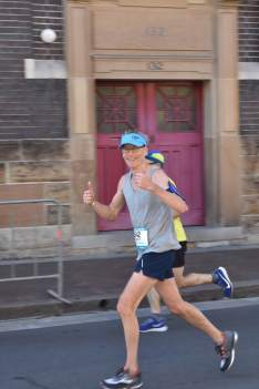 Mark at 26km